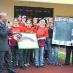 Hildesheimer Schüler unterstützen Kinder-Hospiz