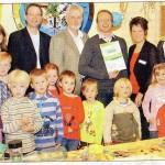 """Kindergarten wird zum """"Haus der kleinen Forscher"""""""