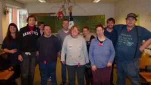 Ein gemeinsames Projekt: Notenträumer und Schüler der Elisabeth-von-Rantzau-Schule