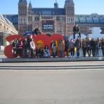 Studienfahrt nach Amsterdam