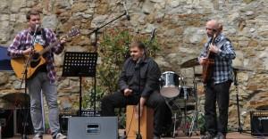Beim Begegnungstag der Rantzau-Schule wechseln sich Andacht, Musik, Tanz und Literatur ab