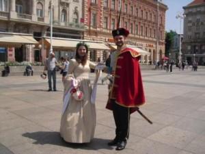 historische Stadtführer
