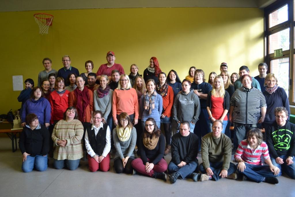 Die Notenträumer und die Schüler der Elisabeth-von-Rantzau-Schule