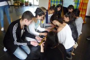 Erlebnispädagogisches Angebot für die Schüler der Renataschule