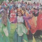 Magdalenenfest mit Tänzen aus dem Orient