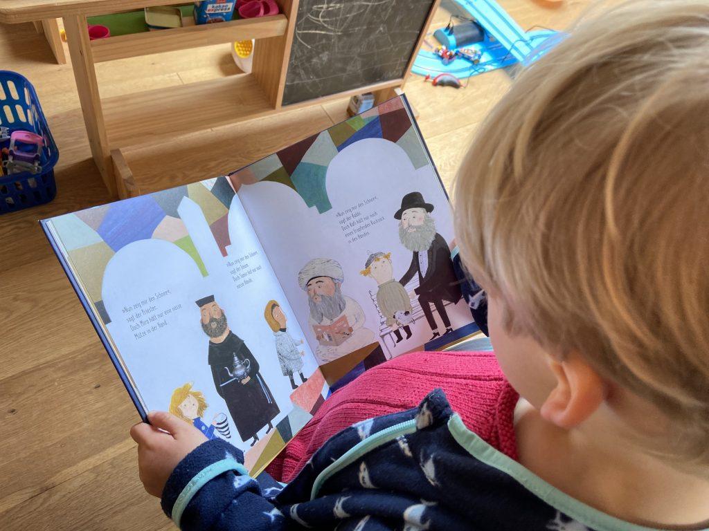 Religiöse Bildung beginnt im Kindergarten